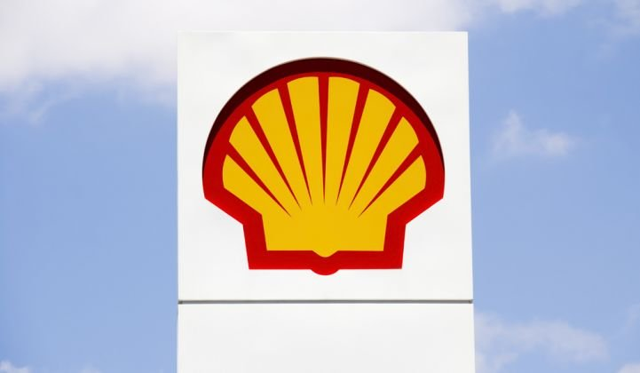 Shell's announcement is the