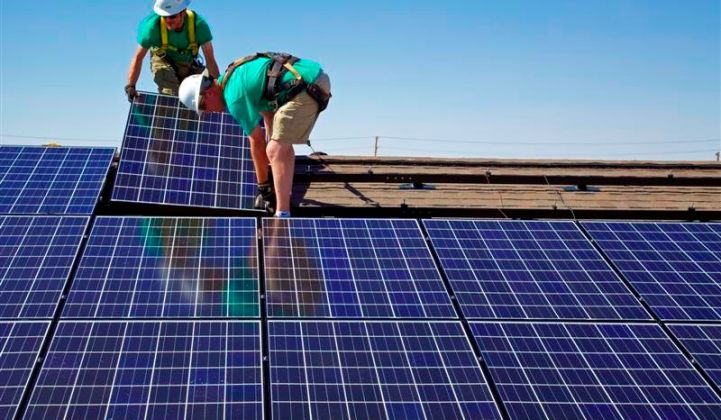 SolarCity Raises $500M From Goldman Sachs to Finance Solar Roofs