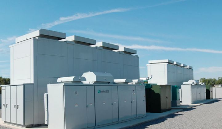 Battery Storage Payback Takes Only a Few Years in PJM, S&C Finds