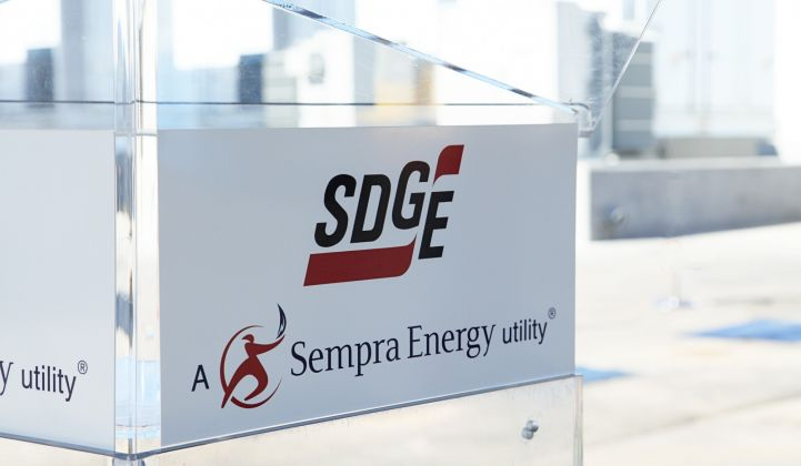 SDG&E moves to become a poles-and-wires company.