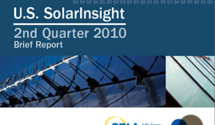 GTM Research Will Unveil New Solar Market Analysis, U.S. SolarInsight, at Solar Power International