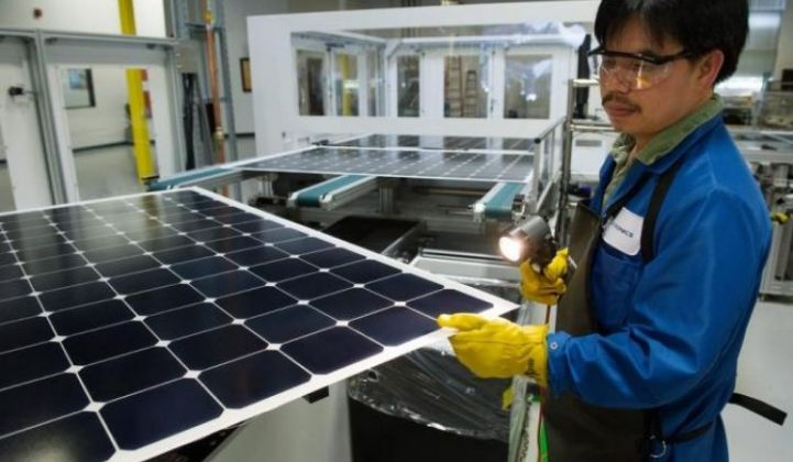 Trump's trade proclamation could provide an out to U.S. solar developer SunPower.