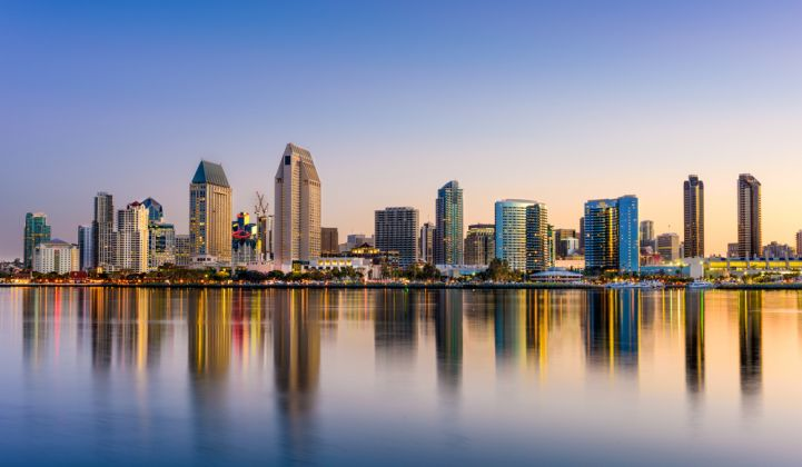 San Diego recently implemented new rates that shift the peak period later into the evening.