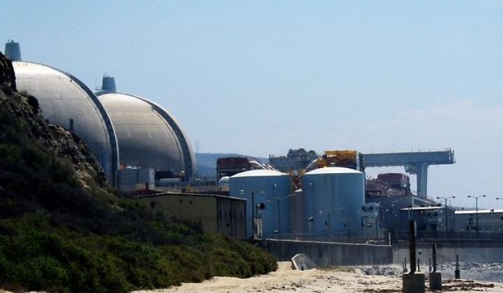 SDG&E's Plan for Replacing Aging Nuclear Power Strikes a Sour Note