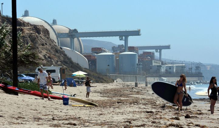 San Onofre will be replaced by hundreds of megawatts of natural gas, despite objections.