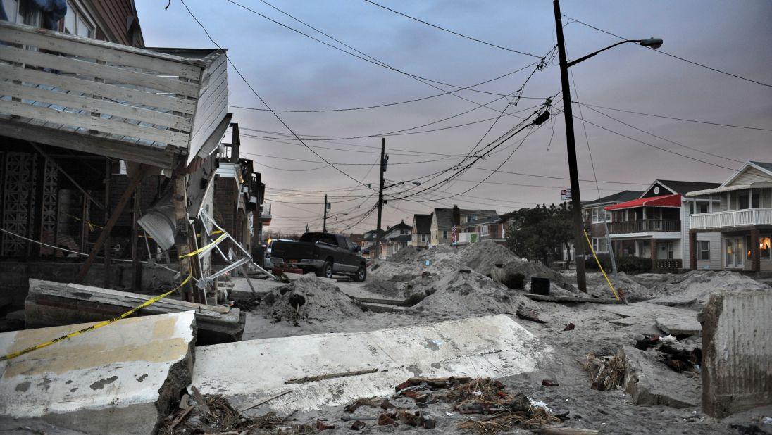 Resiliency: How Superstorm Sandy Changed America's Grid
