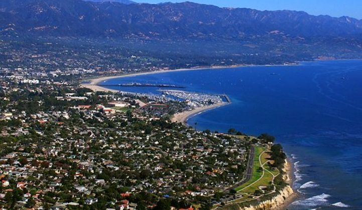 SoCal Edison Seeks 55MW of Distributed Energy Resources to Keep Santa Barbara's Lights On