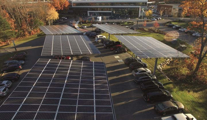 Solar-centric microgrid venture aims to deliver megatons' worth of carbon reduction in North America.