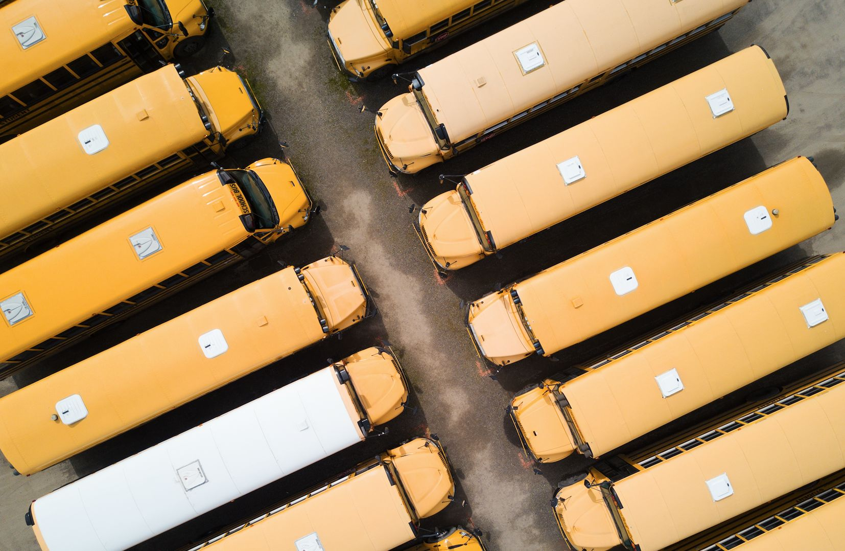 Highland Electric Transportation's all-inclusive service model for electric school buses has landed a big VC investment and a major U.S. contract.