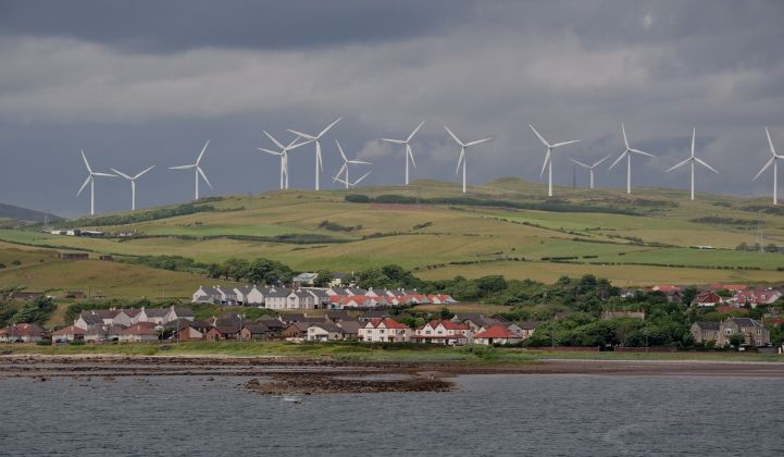 What Scotland's Renewables Record Means for the Grid