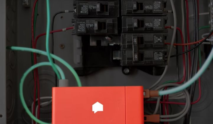 Will the Sense box eventually be fully integrated into electrical panels at the factory?