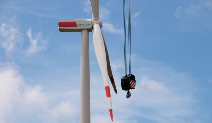 Servicing existing projects is the most profitable segment of the wind market.