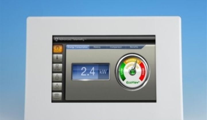 GE Will Use Telemetry's EcoView Residential Energy Management System