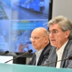 Siemens CEO Joe Kaeser is going big on e-mobility and storage.