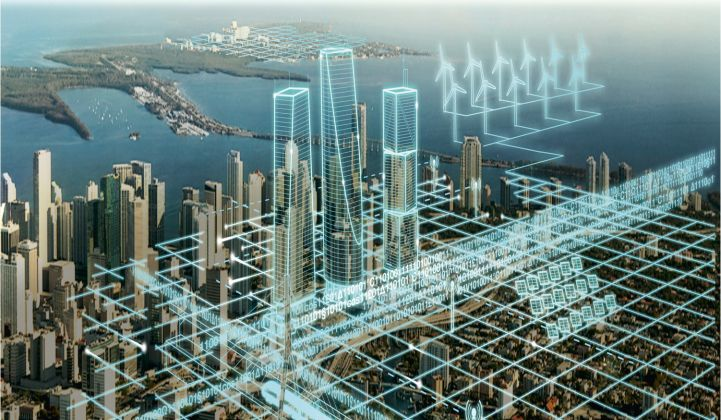 Siemens and Accenture Launch a Next-Gen Smart Grid JV