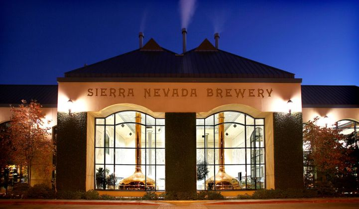 How Tesla Batteries Help Make Sierra Nevada Beer