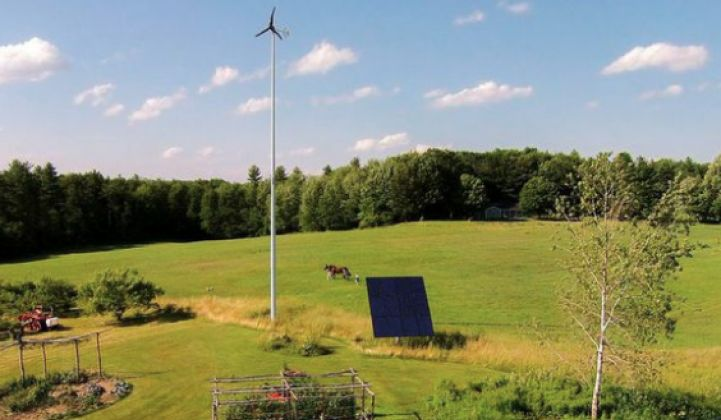 Can These New Small Wind Companies Finally Duplicate the Success of the Solar Industry?