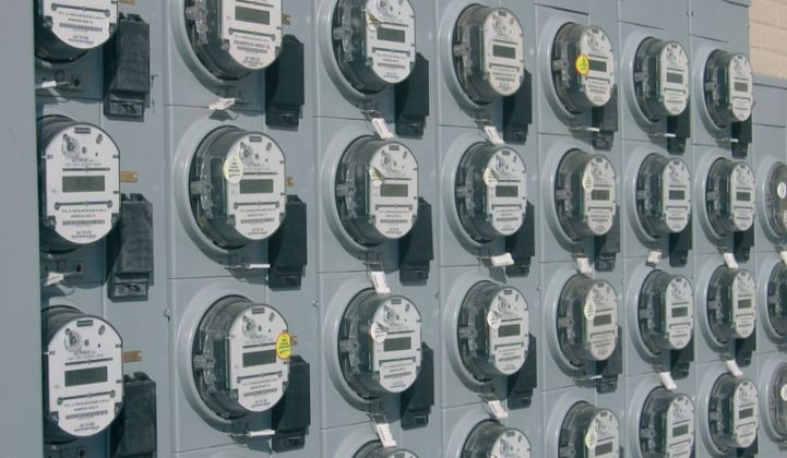Europe's Smart Meter Industry Spreads Its Wings