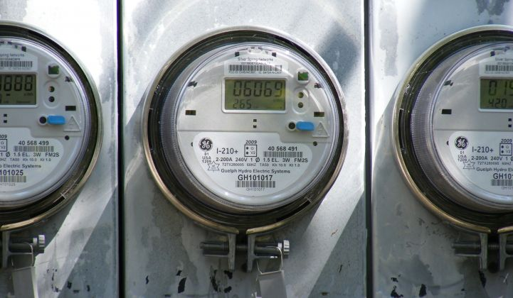 European Mandate Catalyzes $48 Billion in Advanced Meter Spending Over the Next 5 Years