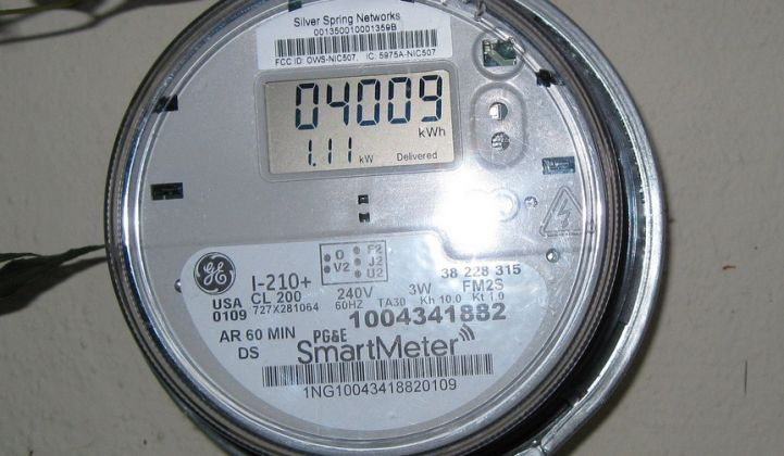 PG&E Will Offer Analog Meters for Opt-Out