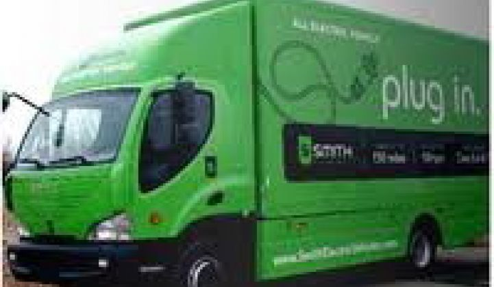 Smith Electric Vehicles Seeks $125M IPO