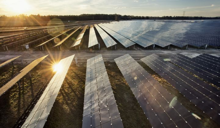 Sol Systems will build and operate 500 megawatts of solar as part of a new partnership with Microsoft. Credit: Sol Systems.