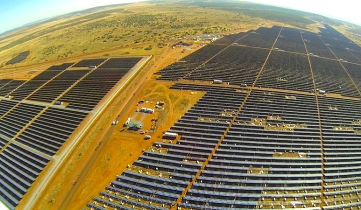 SolarReserve Is Part of the South African Solar Surge