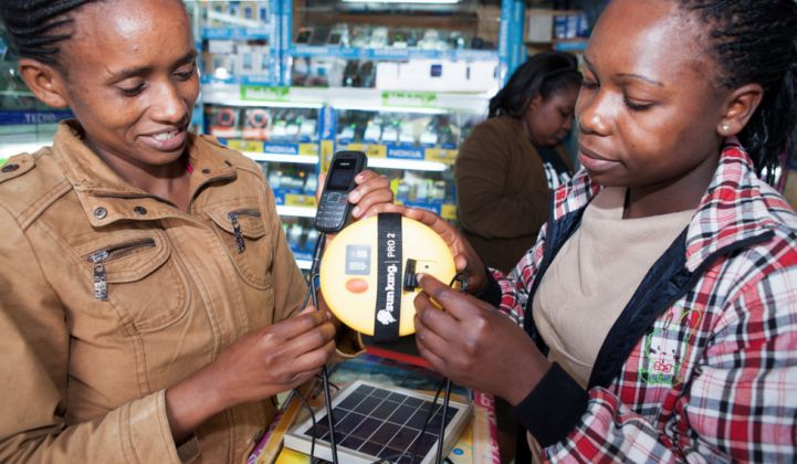 Why Gender Is Key to African Off-Grid Solar Energy Sales