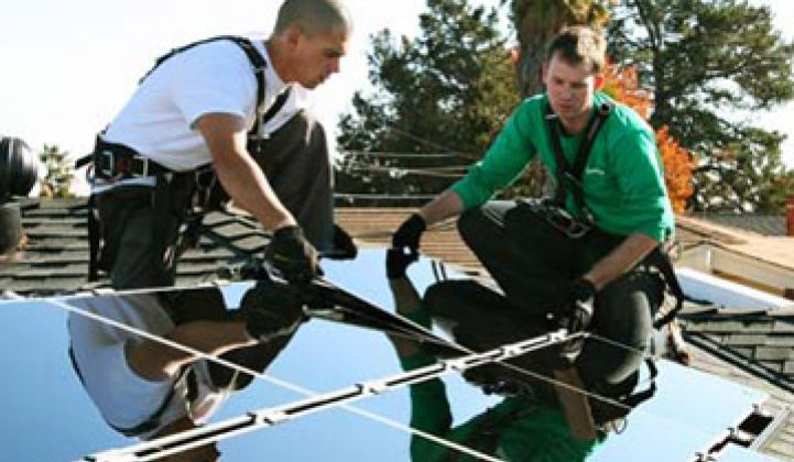 SolarCity Acquires groSolar's Residential Installation Business