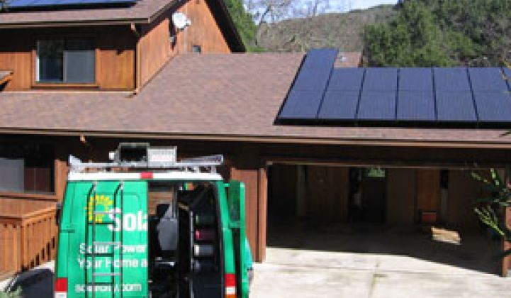 SolarCity 2012: Strong Growth, But Rooftop PV Firm Loses $91.5M