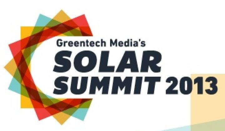 Solar Summit Slideshow: The PV Module Market