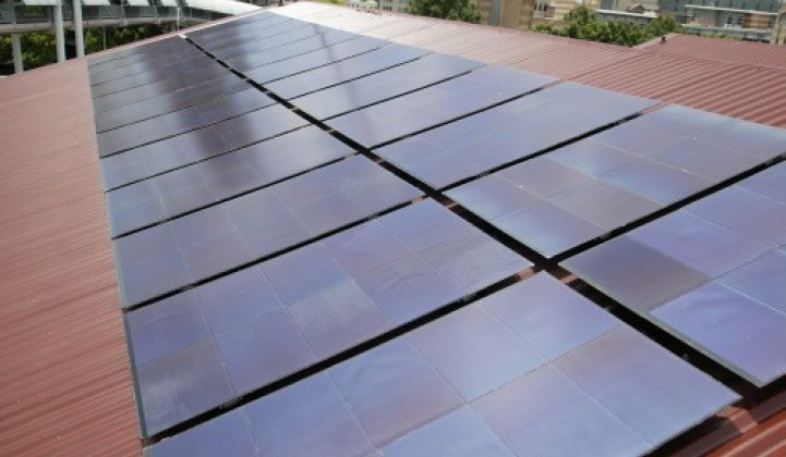Silent Power, Hanwha to Partner on On-Site Solar Batteries