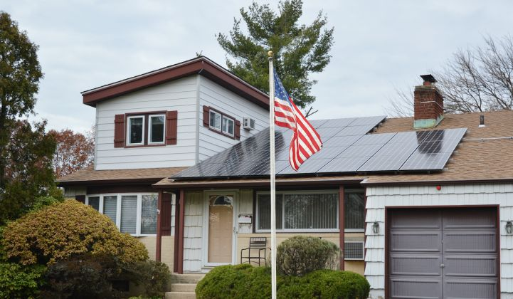 Republican Political Donors Install Nearly as Much Solar as Democratic Donors