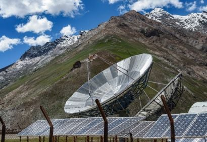 Developing Countries Installed Enough Solar In 2016 To