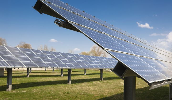 Tariffs are expected to cause solar racking system prices to spike.