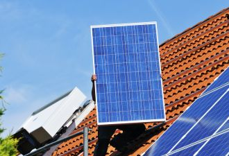 How far is SolarCity falling behind?