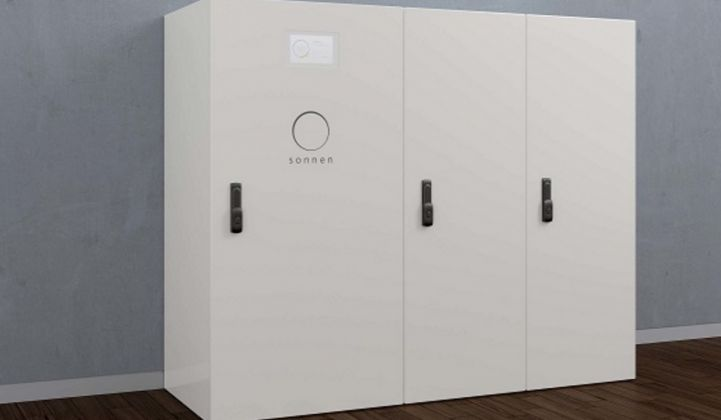Sonnen and Greensmith Enter the Commercial Energy Storage Fray