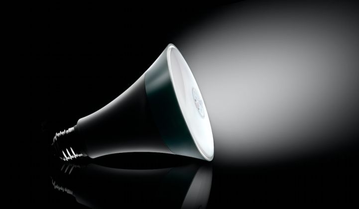 LED Startup Soraa Debuts Its First Consumer Light