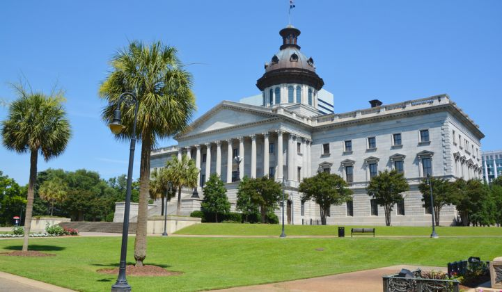 South Carolina's Energy Freedom Act formed the basis for a new approach to net-metering for rooftop solar.