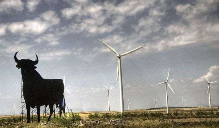 Spain Is Using Accounting Tricks to Underpay the Wind Sector, Say Developers