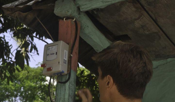 What Smart Meters Tell Us About Rural Microgrid Use in Emerging Markets