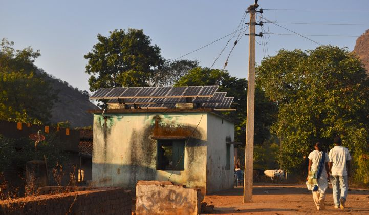 Power metering and billing are critical to building robust grids in developing countries. (Photo: SparkMeter)