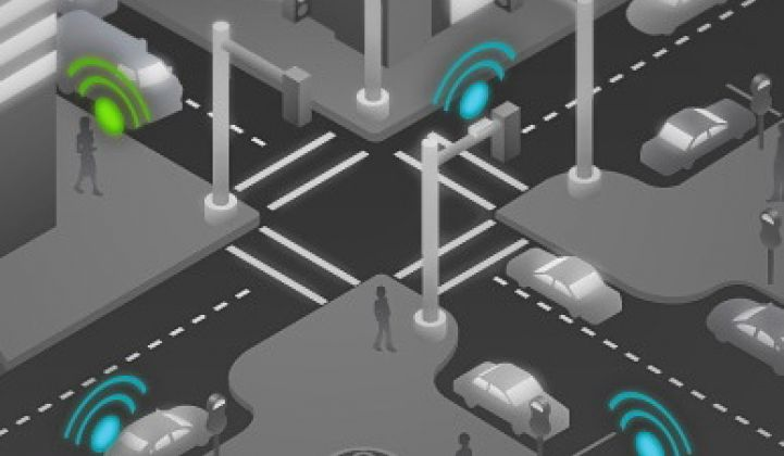 Streetline Raises $25M for Smart, Networked Parking