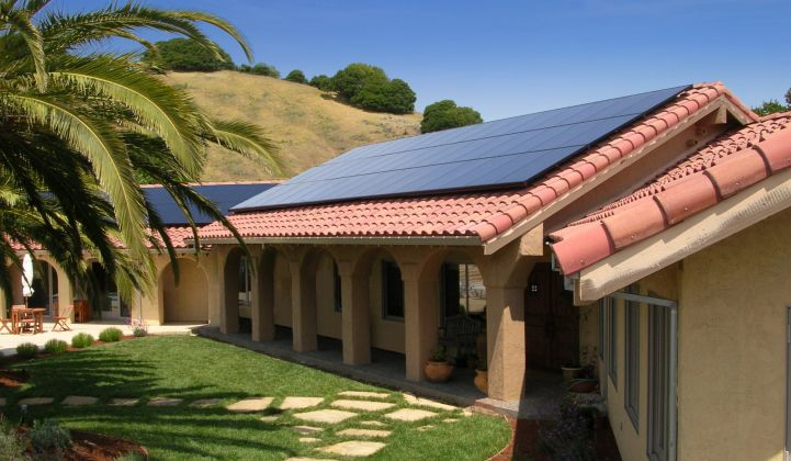 SunPower announces cost cuts due to pinch in demand.