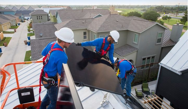 In 2020, California's solar mandate kicks in for all new homes.