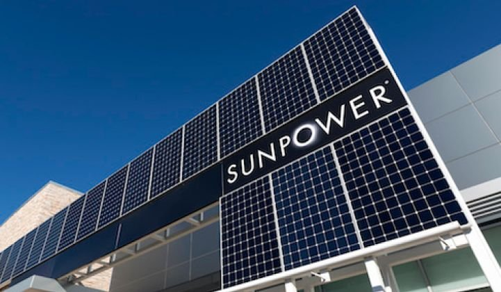 SunPower Acquires Solar Power Electronics Startup Dfly Systems