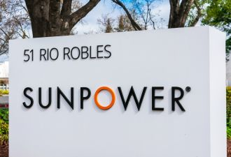SunPower rebounds after a pandemic-related downturn.