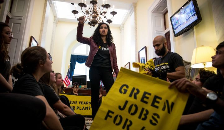How will the Green New Deal shake up the climate conversation?