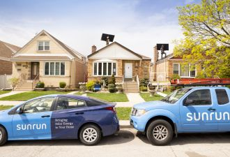 Half of Sunrun's new customers in the Bay Area added batteries, as PG&E's wildfire prevention power shutoffs hit home.