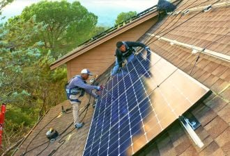 An expanded Sunrun would be the country's third lagest solar owner. (Image: Sunrun)